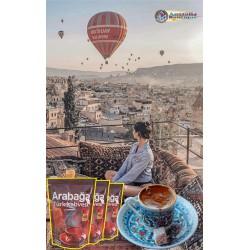 Ground coffee of ancient Anatolia